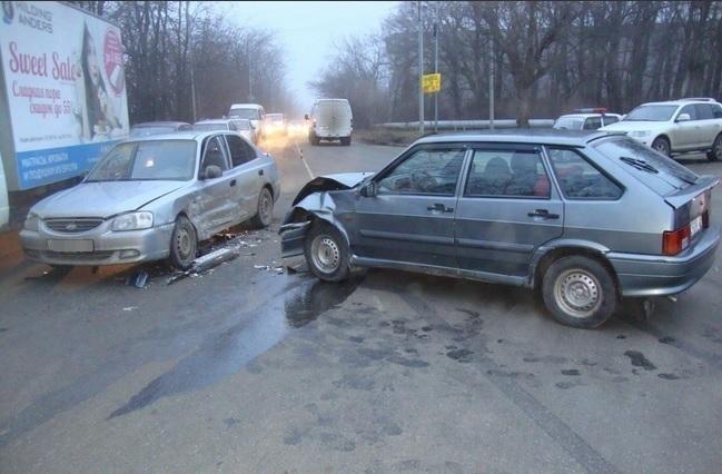 В ДТП в Ставрополе пострадали двое детей