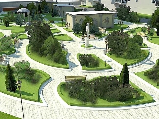 Власти Ставрополья разработают пятилетнюю программу благоустройства дворовых территорий