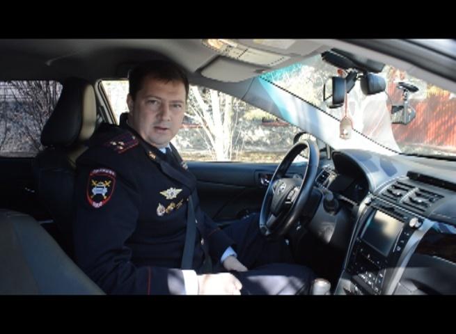 Главный автоинспектор Ставрополья обратился к жителям региона