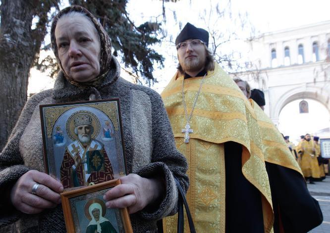 В Ставрополе перекроют улицу для совершения крестного хода
