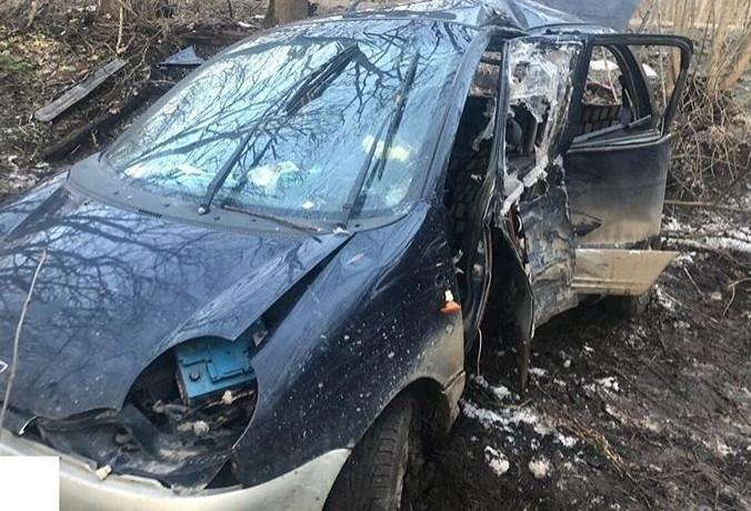 35-летняя женщина погибла в ДТП вблизи Ставрополя из-за не пристёгнутого ремня безопасности