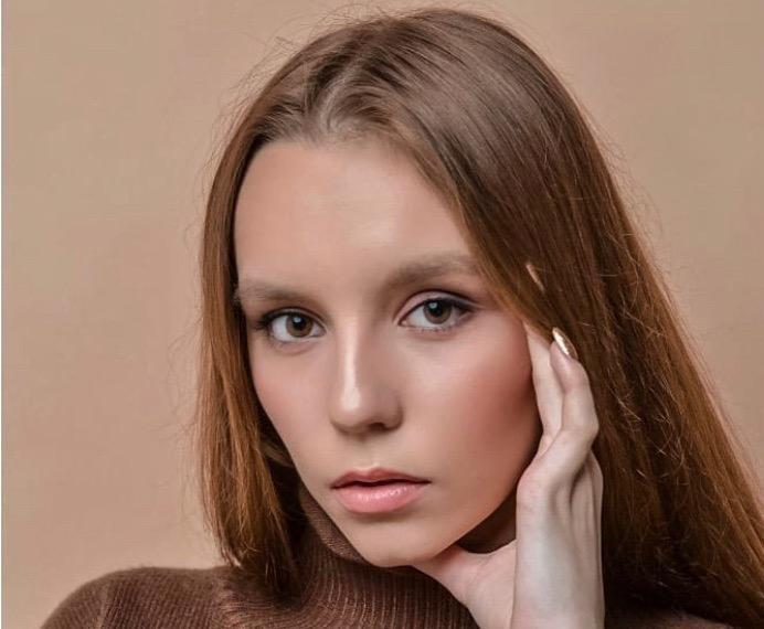 Дарья Соничева в конкурсе «Мисс Блокнот-2019»