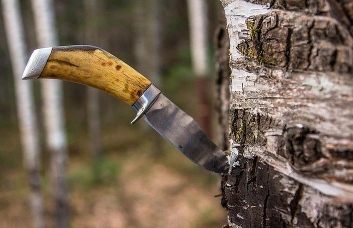 Видеть нож во сне