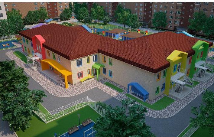 Новый детский сад в Ставрополе появится в июле