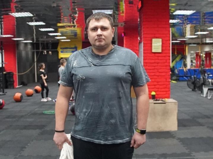Ставрополец Николай Буцыкин покидает проект «Сбросить лишнее»