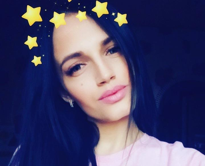 Александра Похилько в конкурсе «Мисс Блокнот-2019»