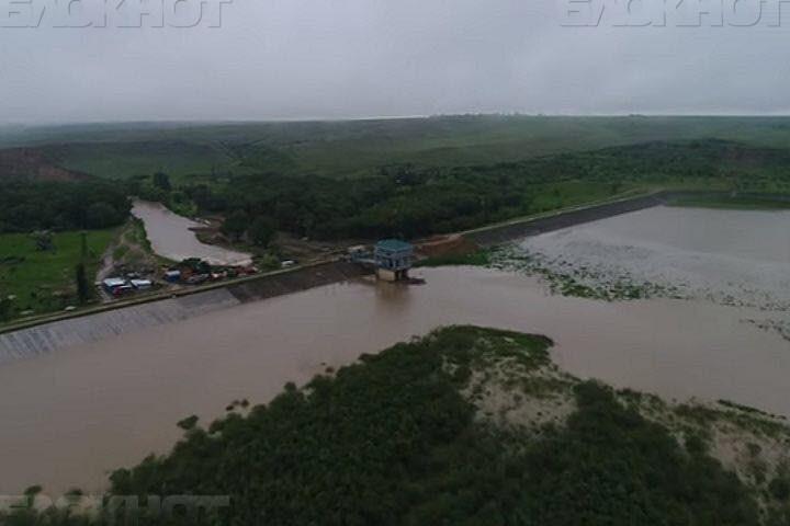 Владимир Владимиров рассказал о последних изменениях уровня воды в Отказненском водохранилище на Ставрополье