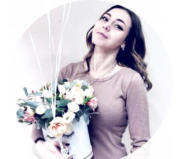 Ирина Ляшенко в конкурсе «Мисс Блокнот»