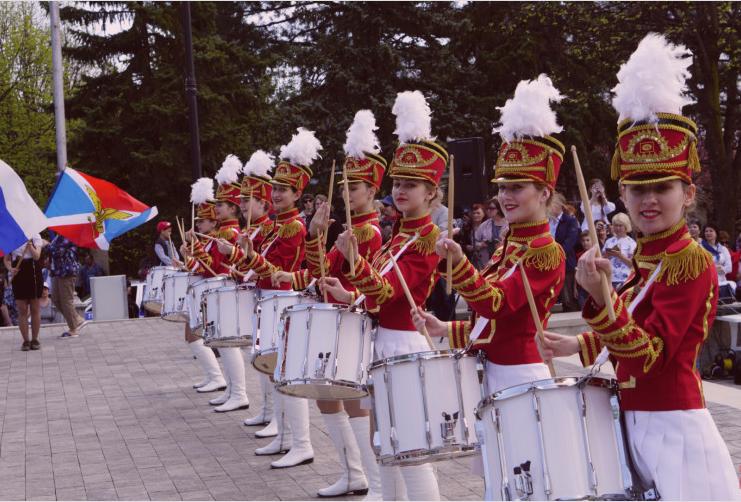 «Курортный бульвар» открыли в Ставропольском крае