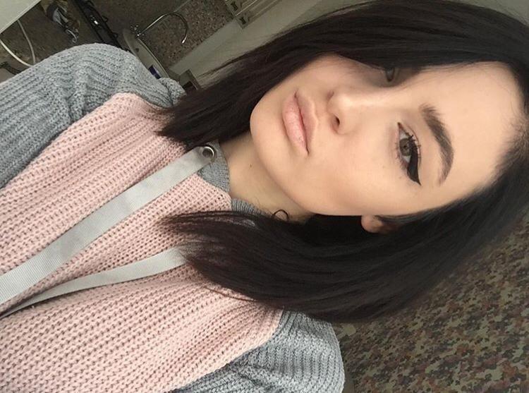 19-летняя Аделина Чакмач в конкурсе «Мисс Блокнот-2019»