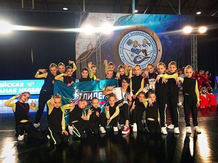 Ставропольские чирлидерши вошли в десятку лучших на крупнейшей международной танцевальной Олимпиаде