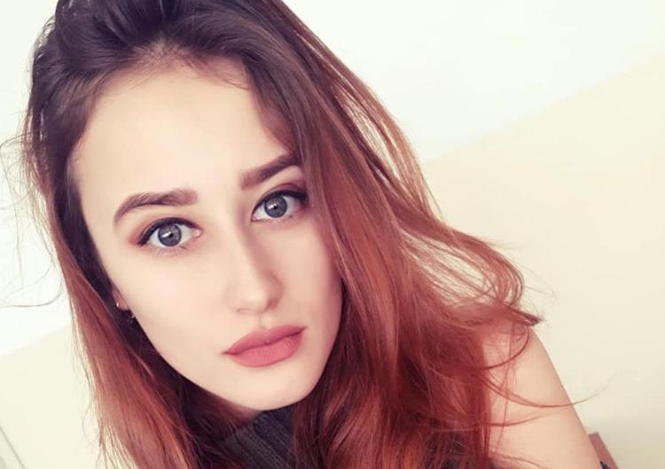 Дарья Кононенко в конкурсе «Мисс Блокнот-2019»