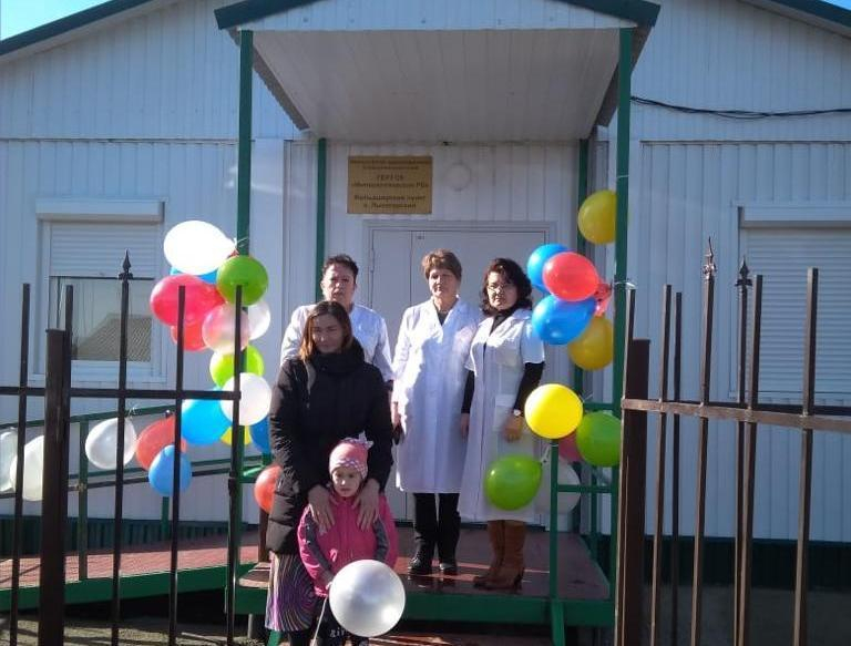 На Ставрополье в малых населенных пунктах открылись три фельдшерских пункта