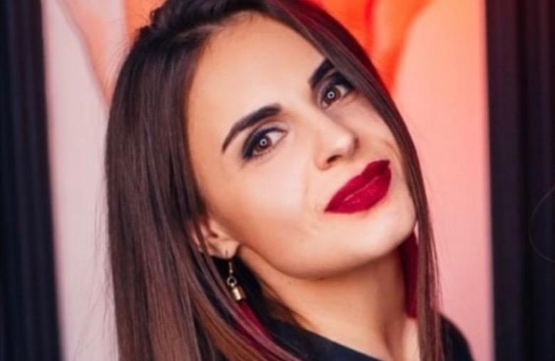 Екатерина Бойко в конкурсе «Мисс Блокнот-2019»