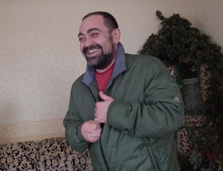 С таким весом в Ставрополе может сдуть, - участник «Сбросить лишнее» Роман Папаилиди