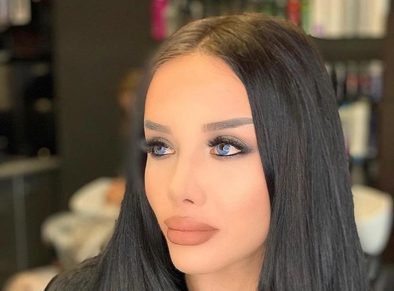 Кристина Гогичаева в конкурсе «Мисс Блокнот-2019»