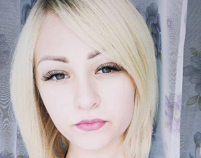 19-летняя Елизавета Величко в конкурсе «Мисс Блокнот-2019»