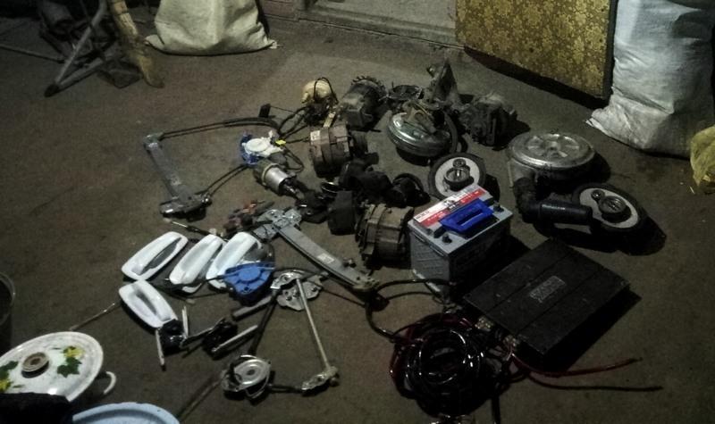 На Ставрополье полицейские установили личности подозреваемых в краже имущества