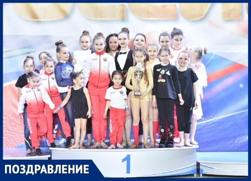 Юные исполнители из Ставрополя отправятся на чемпионат мира по танцам