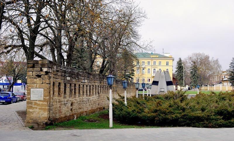 Календарь Ставрополя: 44 года назад открыли первую очередь мемориала «Крепостная гора»