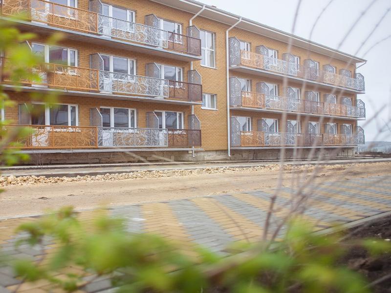 В жилом районе «Гармония» стартовали продажи квартир-студий с отделкой за 650 тысяч рублей