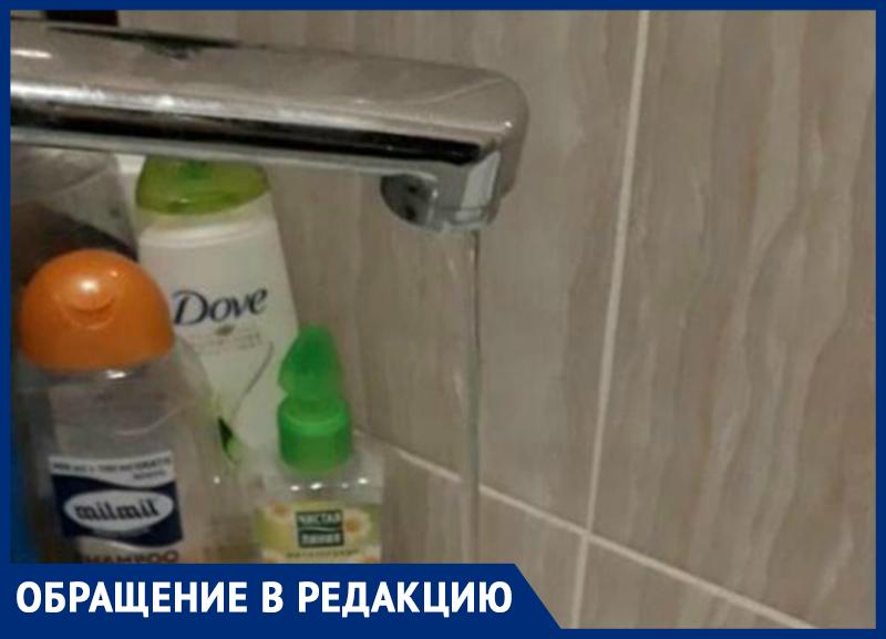 «Ни ребёнка искупать, ни посуду помыть», - жительница Михайловска