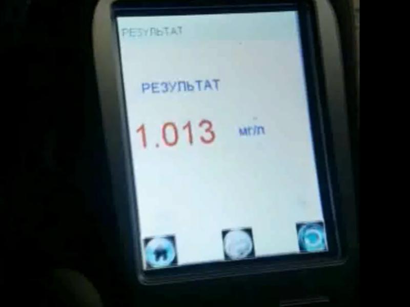 На Ставрополье задержали женщину за рулем в состоянии сильного алкогольного опьянения