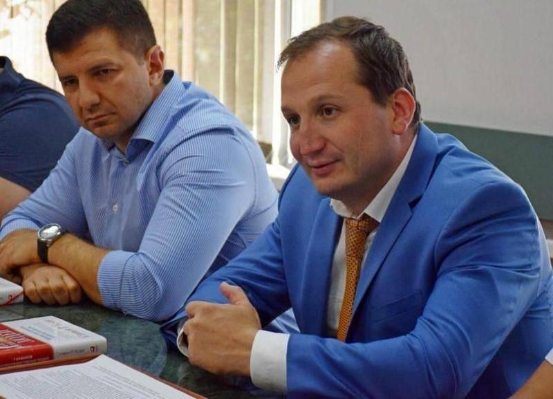 Клетин через суд оспаривает свое увольнение с поста главы Георгиевского округа