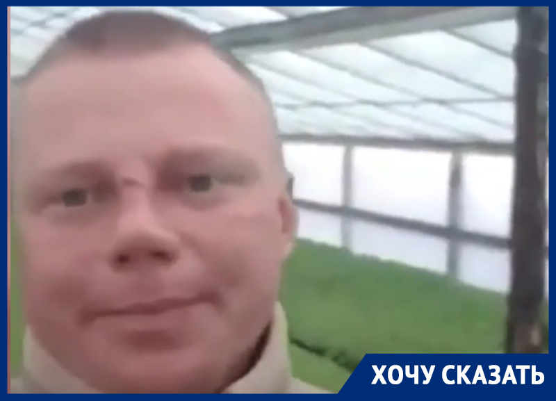 Ставропольский фермер принял эстафету от коллег из Оренбурга