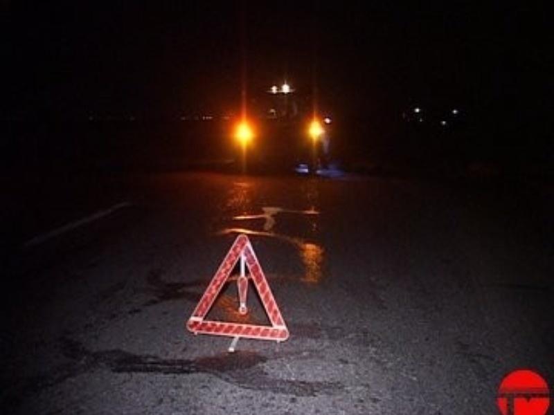Вблизи Ставрополя иностранная машина  насмерть сбила пешехода