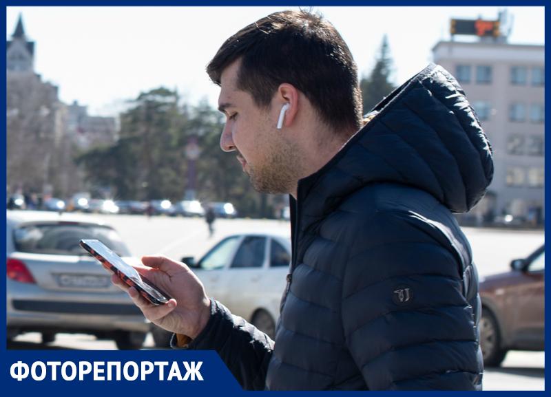 Страдают ли жители Ставрополя зависимостью от смартфонов