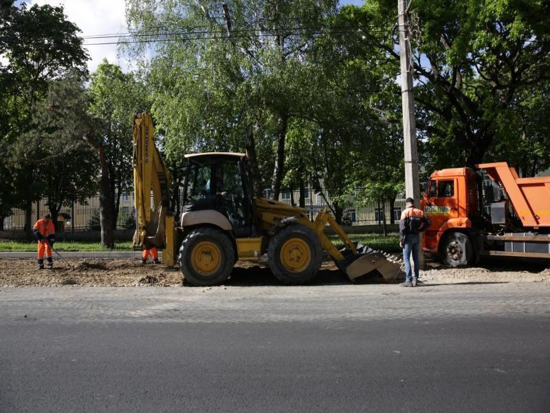 Ремонт улиц Мира и Лермонтова мэрия Ставрополя пообещала закончить к 1 июня