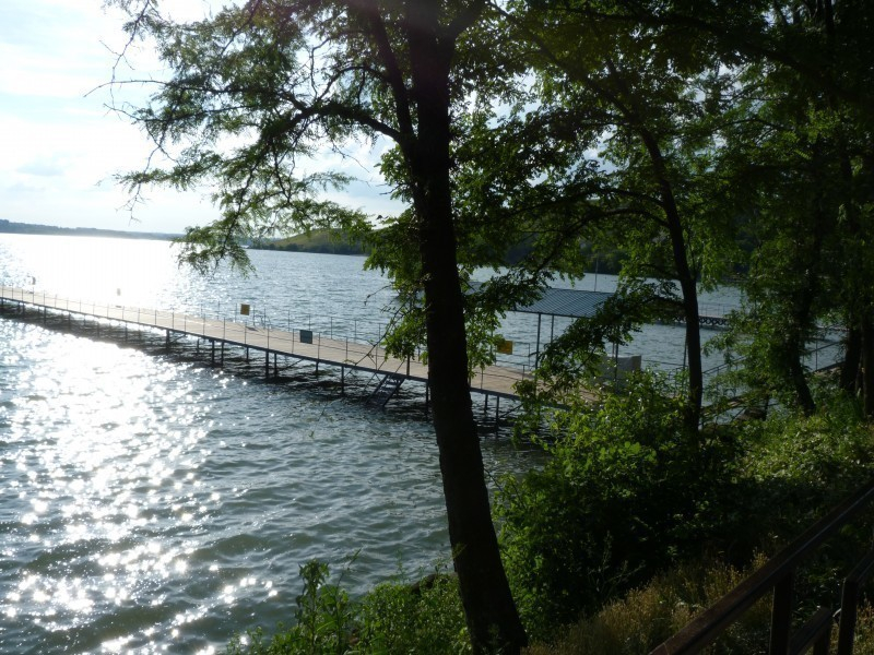 Новотроицкое водохранилище может превратиться в болото