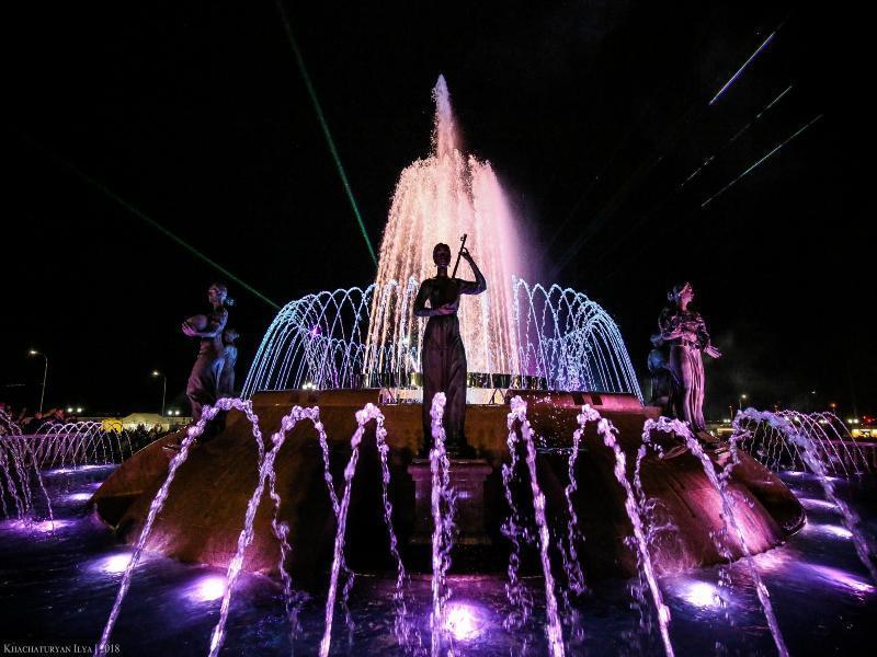 В Ставрополе сезон фонтанов стартует с 1 мая