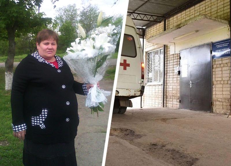В больнице Светлограда пенсионерку с подозрением на тромбоз уронили с носилок перед приемным покоем