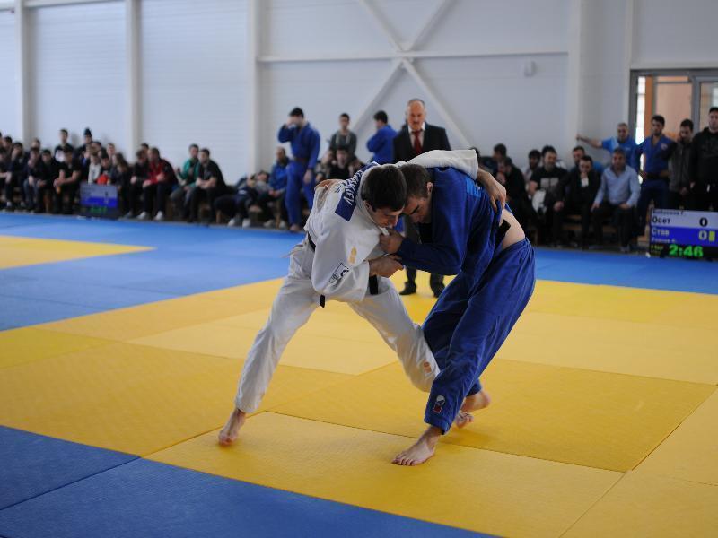 В «Гармонии» стартовал всероссийский турнир по дзюдо