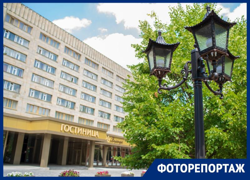 Ставрополь — зелёный город Кавказа