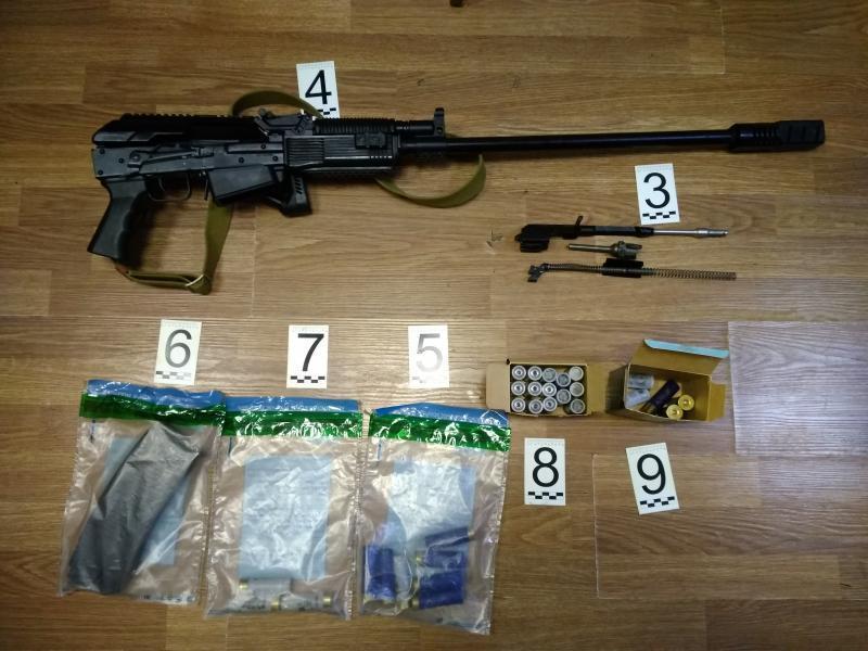 Пьяный мужчина обстрелял из ружья семерых человек на Ставрополье