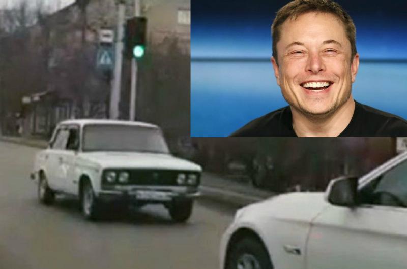 Долларовый миллиардер Илон Маск назвал «офигенными» ставропольские жигули «задом наперед»