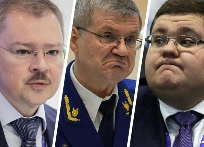 Росреестр обнародовал информацию об имуществе сыновей полпреда в СКФО Юрия  Чайки
