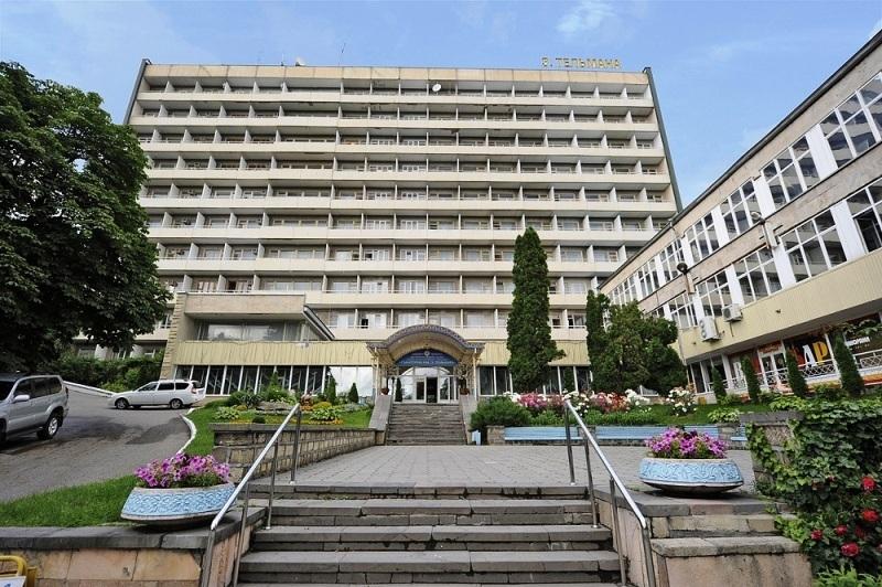 Старейшему санаторию Ставрополья имени Эрнста Тельмана исполнилось 105 лет