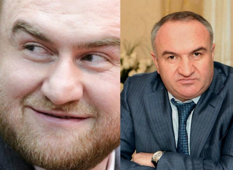 Суд продлил срок ареста Арашуковых