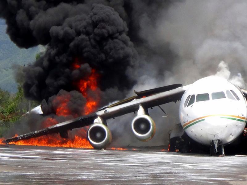 Из-за трагедии в «Шереметьево» отменили рейс «Москва-Ставрополь»