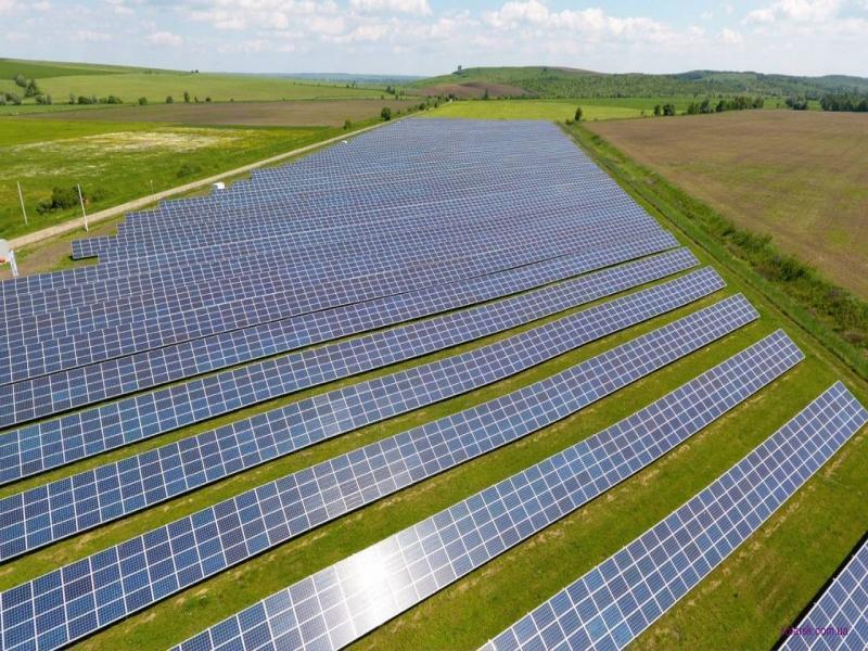 Солнечная электростанция под Ставрополем готовиться к запуску