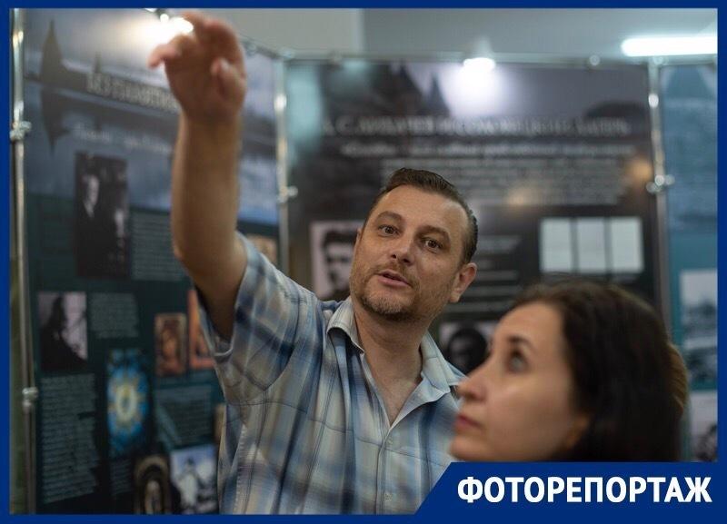 Всероссийская акция «Ночь в музее» прошла в Ставропольском краевом музее изобразительных искусств