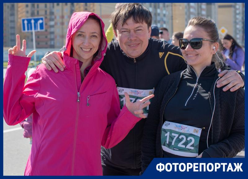 Ставропольцы стали участниками весеннего пробега