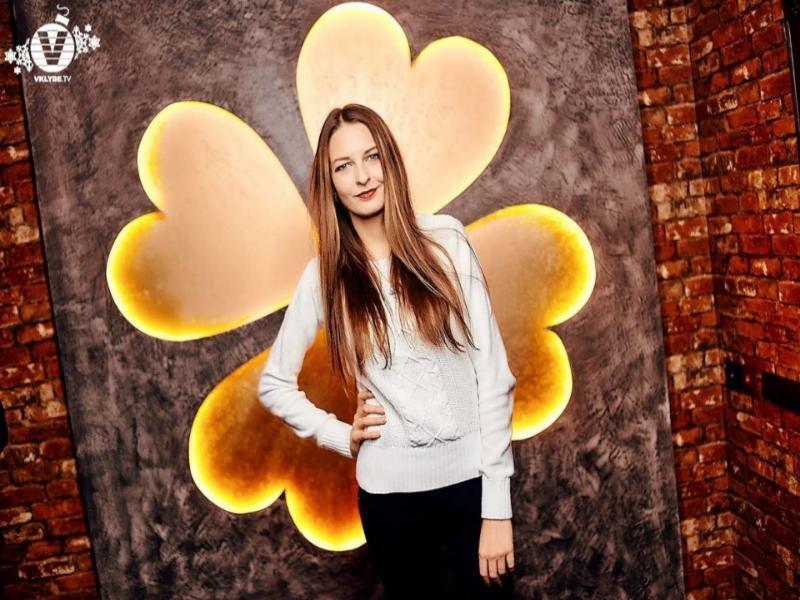 24-летняя Ирина Марченко в конкурсе «Мисс Блокнот-2019»