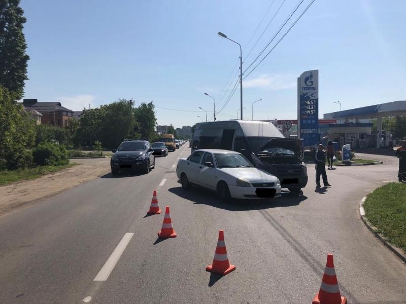 На Ставрополье в ДТП пострадал пятилетний ребенок