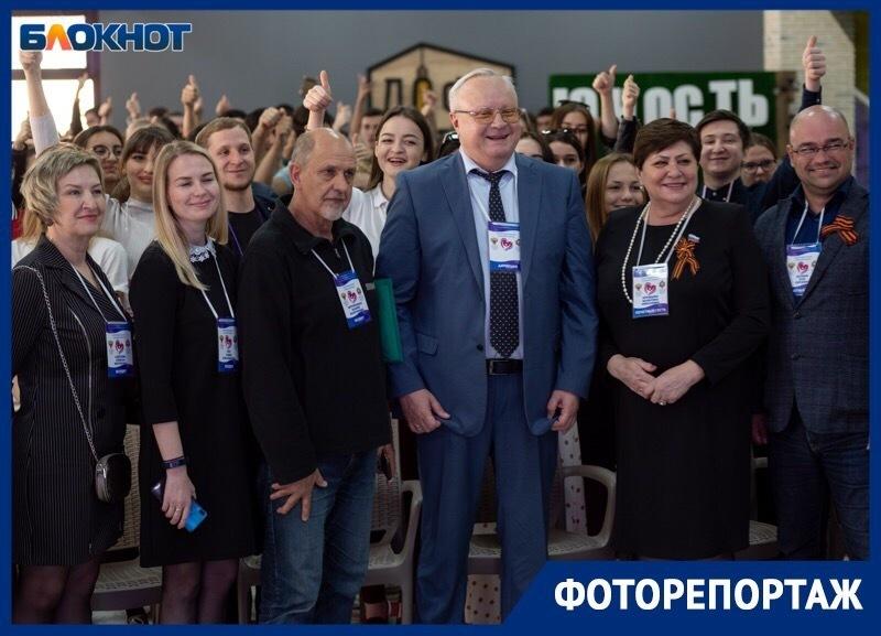 Всероссийский форум медиков-волонтеров «Здоровье нации в наших руках» прошел в Ставрополе