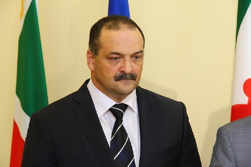Президент Путин освободил Сергея Меликова от должности полпреда в СКФО